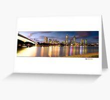 Perth Narrows Greeting Card