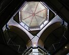 Dome: Old Melbourne Gaol by Tania  Donald