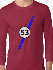 herbie 53 VW Long Sleeve T-Shirt