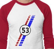 53 VW Beatle bug Men's Baseball ¾ T-Shirt