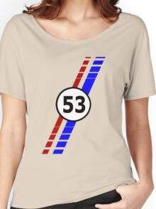 53 VW Beatle bug Women's Relaxed Fit T-Shirt