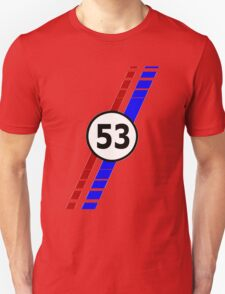 53 VW Beatle bug Unisex T-Shirt