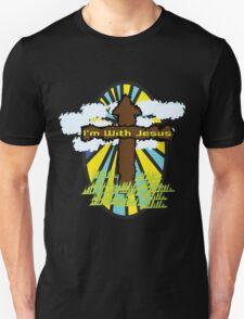 I'm With Jesus T-Shirt