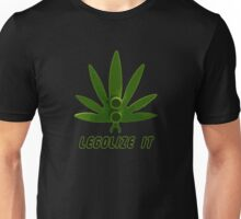 Legolize It Unisex T-Shirt
