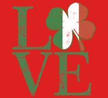 Irish Love One Piece - Long Sleeve