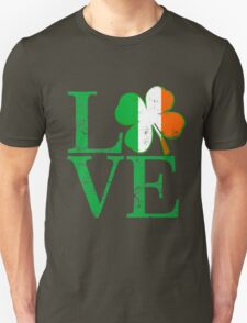 Irish Love Unisex T-Shirt