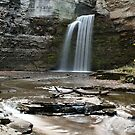 Eagles Cliff Waterfalls by BigD