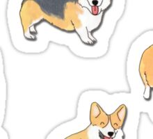 Corgi's Sticker