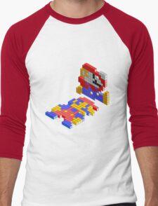 lego mario Men's Baseball ¾ T-Shirt