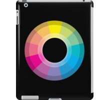 CMYK Wheel iPad Case/Skin