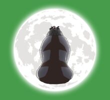 Yip Yip into the Moonlight Baby Tee