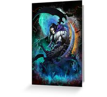 Darksiders 2 Greeting Card