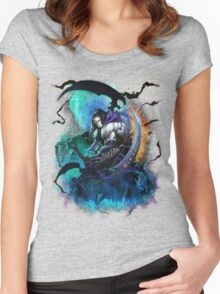 Darksiders 2 Women's Fitted Scoop T-Shirt
