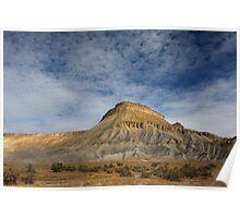 Mt Garfield Poster