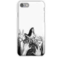 Wolf Hunt iPhone Case/Skin