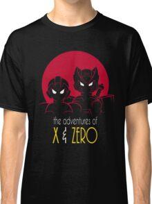 The Adventures of X & Zero Classic T-Shirt
