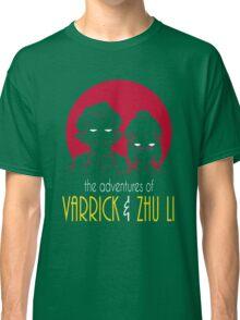 The Adventures of Varrick & Zhu Li Classic T-Shirt