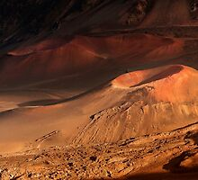 Haleakala Crater 3 by Alex Preiss