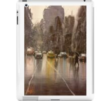 Downpour St.  iPad Case/Skin
