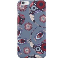 Paisley colorful iPhone Case/Skin