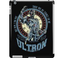 The Age of Ultron iPad Case/Skin