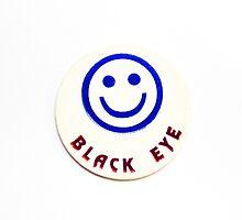 POGS Black Eye by heyletsart