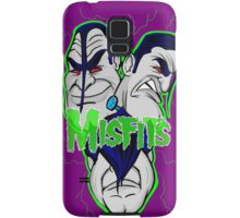 the misfits caricature  Samsung Galaxy Case/Skin