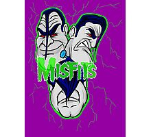 the misfits caricature  Photographic Print