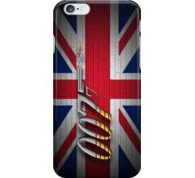 James Bond 007  iPhone Case/Skin