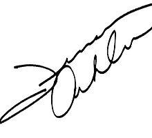 Jensen Ackles Signature by CrysLuna