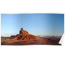 Mexican Hat Poster