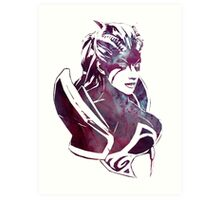 Queen of Pain - Dota 2 Art Print
