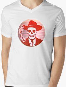 POGS Wild West Mens V-Neck T-Shirt