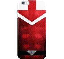 TimeForce Red iPhone Case/Skin