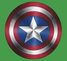 Captain America Shield 2 Kids Clothes