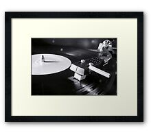 Sounds from yesterday...  Framed Print