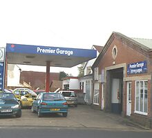 Premier Garage by NewportGallery