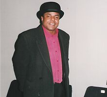 Tito Jackson of The Jackson five/Jacksons by atkinnt