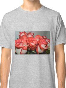 Fiery Roses Classic T-Shirt