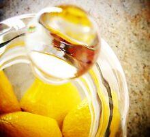 Lemons by pixelfoto