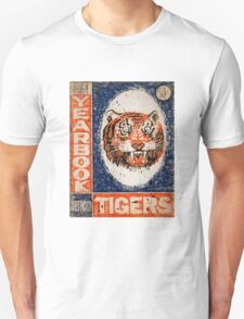 Distressed Detroit Tiger Yearbook 1964 T-Shirt