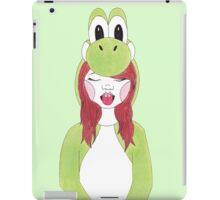 Yoshi Girl iPad Case/Skin