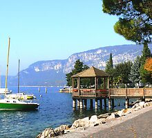 Lakeside Walk. Garda by JPPhotography