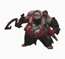 Pudge - Dota 2 by dotashirts11