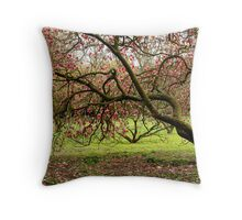Nature´s tranquillity... Throw Pillow