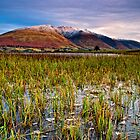 Blencathra from Tewet Tarn by AJ Airey
