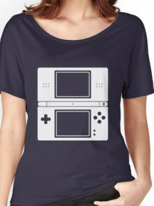 Nintendo DS White Women's Relaxed Fit T-Shirt