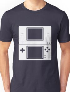 Nintendo DS White Unisex T-Shirt