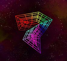 Geometry and Colors XIV - rainbow by roh42