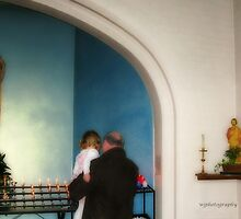 Light a Candle by WJPhotography